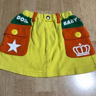 ベビードール(BABYDOLL)の100 ベビードール  スカート(スカート)