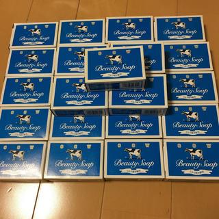 牛乳石鹸 - 牛乳石鹸 青箱 25個