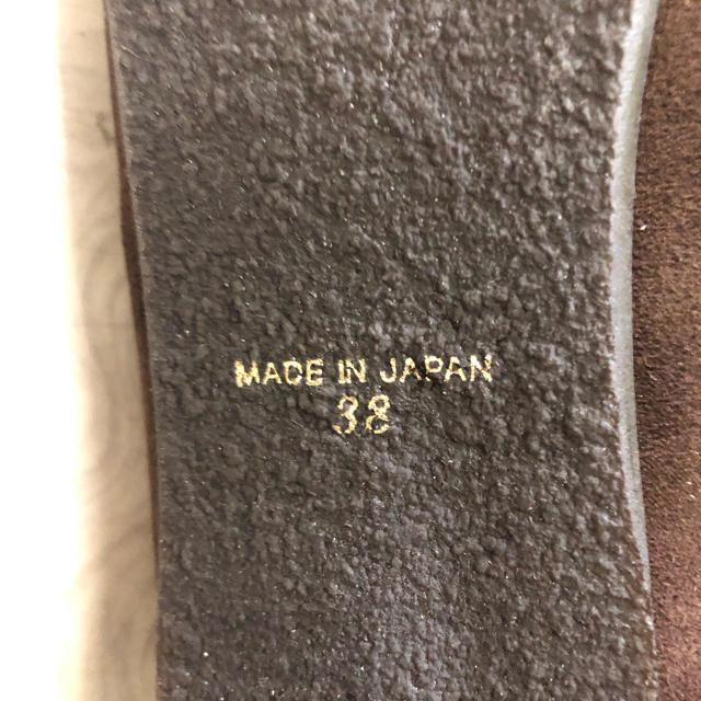 URBAN RESEARCH(アーバンリサーチ)のアーバンリサーチ  ロデスコ フラットシューズ レディースの靴/シューズ(ハイヒール/パンプス)の商品写真