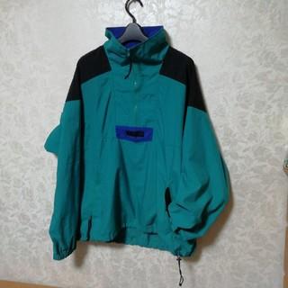 コロンビア(Columbia)の【値引き】90S ハーフジップ ナイロンジャケット(ナイロンジャケット)