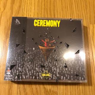 CEREMONY(初回生産限定盤) キングヌー(ポップス/ロック(邦楽))