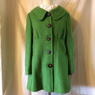 エディットフォールル(EDIT.FOR LULU)の【定価7万円】Harris Tweed coat made in England(ロングコート)