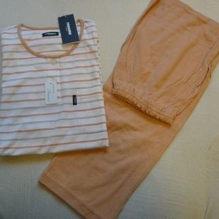 レノマ(RENOMA)の新品¥11,000 RENOMA レノマ綿100%長袖長ズボン婦人パジャマL(パジャマ)
