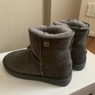 エミュー(EMU)のEMU AUSTRALIA ショートムートンブーツ(ブーツ)