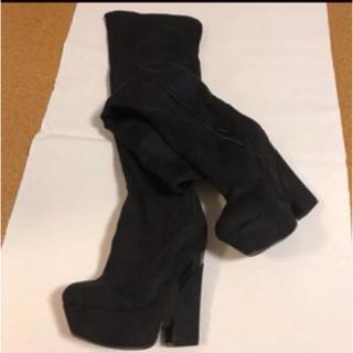 ESPERANZA - ESPERANZA ロングブーツ 黒