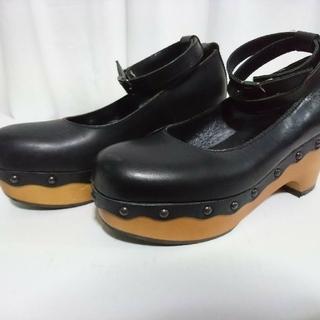 ジェーンマープル(JaneMarple)の【期間限定値下】JaneMarple 靴(ローファー/革靴)