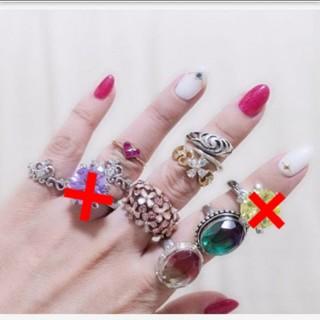 サマンサティアラ(Samantha Tiara)の♪リングセット♪(リング(指輪))
