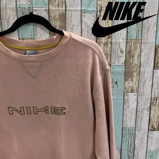 ナイキ(NIKE)のNIKE スウェット ビッグロゴ 90's 銀タグ(スウェット)