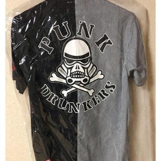 PUNK DRUNKERS - PUNK DRUNKERS スターウォーズ シャツ  サイズXL 超美品
