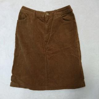 テチチ(Techichi)のルノンキュール コーデュロイスカート(ひざ丈スカート)