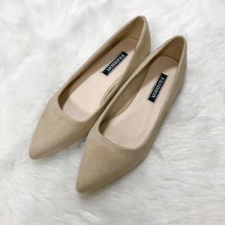 BEAUTY&YOUTH UNITED ARROWS - 新作 フラットシューズ ペタンコ 靴 パンプス カジュアル ママ ぺたんこ靴