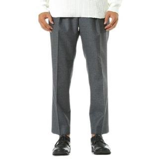 マーカウェア(MARKAWEAR)のmarkaware 18AW Tight-Fit Trousers(スラックス)