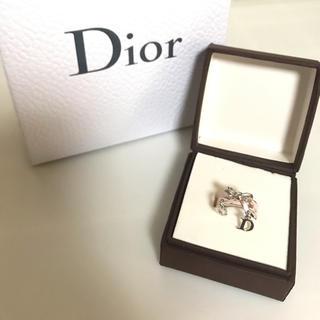 ディオール(Dior)のDior リボンリング(リング(指輪))