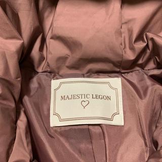 MAJESTIC LEGON - MAJESTIC   LEGON   エコダウンお値下げ