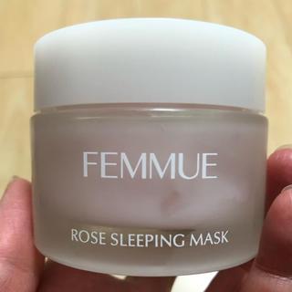FEMMUE ローズスリーピングマスク 50g(パック/フェイスマスク)