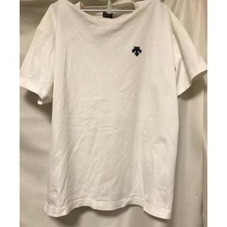 デサント(DESCENTE)のデサント白シャツ(その他)
