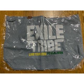 エグザイル トライブ(EXILE TRIBE)のEXILE TRIBE 2012 TOWER OF WISH エコバッグ 大(ミュージック)