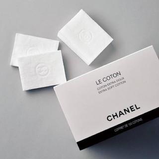 シャネル(CHANEL)のシャネル ル・コットン 100枚 新品未開封(コットン)