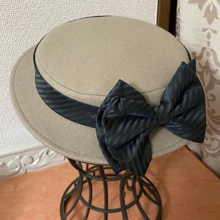 ヴィクトリアンメイデン(Victorian maiden)のアノンハット ミニカンカン 帽子(ハット)