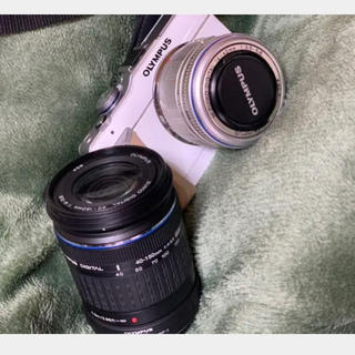 オリンパス(OLYMPUS)の一眼レフカメラ(デジタル一眼)