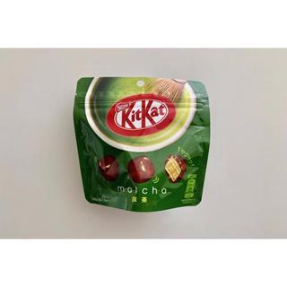 ネスレ(Nestle)のキットカット 抹茶(菓子/デザート)