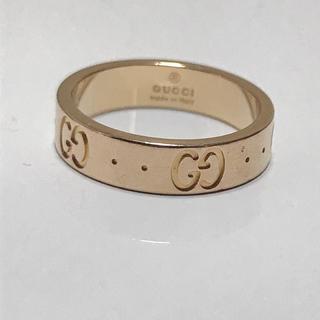 グッチ(Gucci)のGUCCI アイコンリング 5号(リング(指輪))
