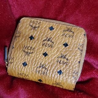 エムシーエム(MCM)の最終値下げMCM折財布(♡)(財布)