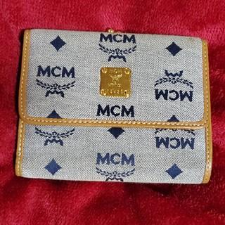 エムシーエム(MCM)の最終値下げMCM折財布(財布)