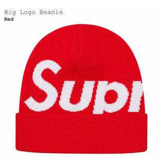 シュプリーム(Supreme)のSupreme Big Logo Beanie シュプリーム  ビーニー(ニット帽/ビーニー)