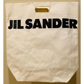 ジルサンダー(Jil Sander)の✨JILSANDAERショッパー限定品 希少サイズ✨(ショップ袋)