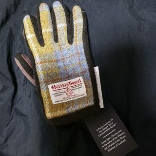 シマムラ(しまむら)のハリスツイード♡手袋(手袋)