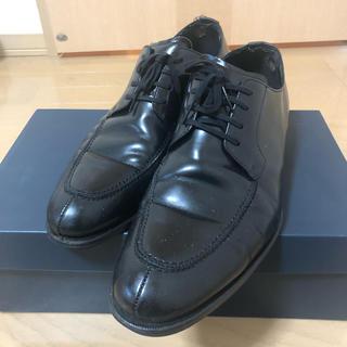 マドラス(madras)のマドラス ビジネスシューズ 27.5cm 黒(ドレス/ビジネス)