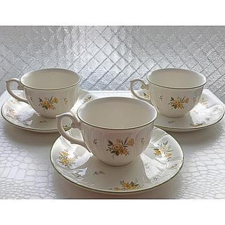 ノリタケ(Noritake)のNoritake ノリタケ カップ&ソーサー 食器 マグカップ ソーサー 皿(グラス/カップ)