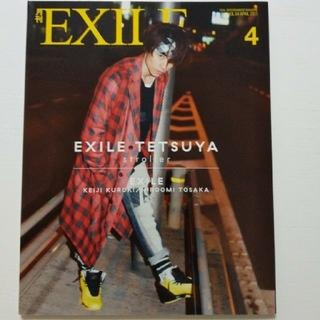 エグザイル トライブ(EXILE TRIBE)の月刊EXILE2015年 04月号 (音楽/芸能)
