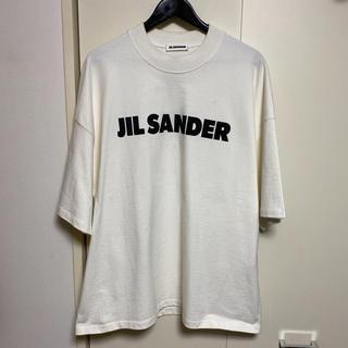 Jil Sander - JIL SANDER オーバーサイズTシャツ L