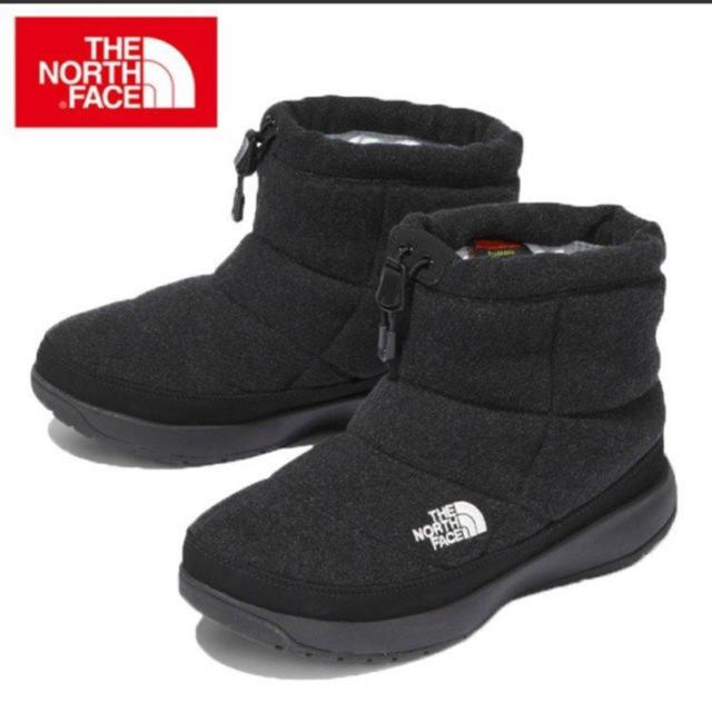 THE NORTH FACE(ザノースフェイス)の新品 ノースフェイス ヌプシ ブーツ ウール NF 51979 25.0cm レディースの靴/シューズ(ブーツ)の商品写真