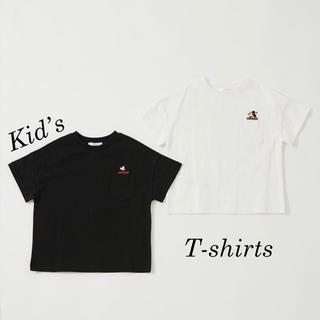 リエンダ(rienda)のrienda ギッズTシャツ 120(Tシャツ/カットソー)