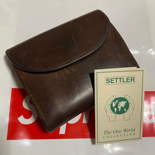 ユナイテッドアローズ(UNITED ARROWS)のSETTLER 財布(折り財布)
