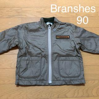 ブランシェス(Branshes)のブランシェス アウター フリース 90(ジャケット/コート)