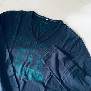 ikka - Tシャツ・メンズL・ikka