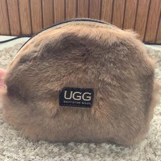 アグ(UGG)のUGGポーチ 化粧品結構入ります(ポーチ)