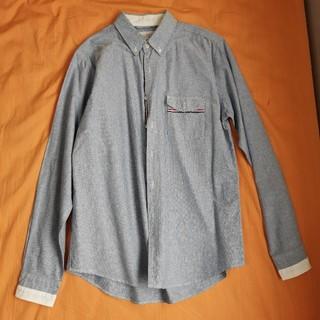 ブラウニー(BROWNY)のBROWNY メンズシャツ 長袖 L(シャツ)
