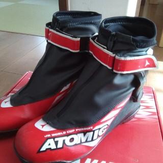 アトミック(ATOMIC)のアトミック クロスカントリースキー ブーツ(ブーツ)