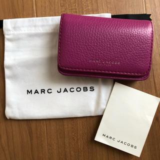 マークジェイコブス(MARC JACOBS)のマークジェイコブス 名刺 カードケース (名刺入れ/定期入れ)