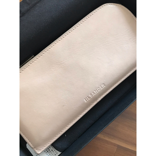 ジルサンダー(Jil Sander)のJIL SANDER✴︎ ジルサンダー  長財布 箱 保存袋あり(財布)