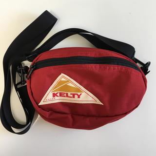 ケルティ(KELTY)のKELTY オーバル ショルダー S(ショルダーバッグ)