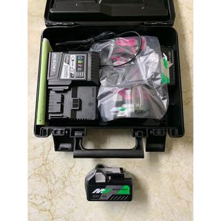 ヒタチ(日立)の日立 HiKOKI 36Vインパクトドライバ限定色1台+電池1個(電池計3個)(工具/メンテナンス)
