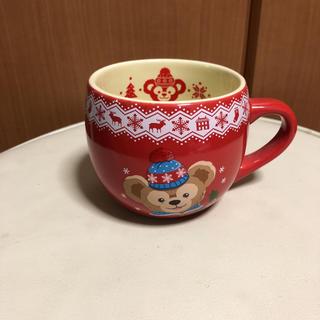 ダッフィー - 未使用◎クリスマス限定ダッフィーマグカップ