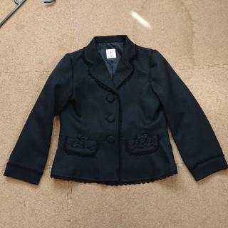 axes femme - 黒 ジャケット 120cm