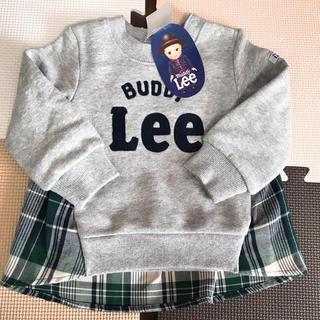 バディーリー(Buddy Lee)のLee チュニック トレーナー 80(トレーナー)